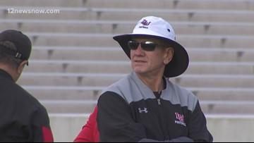 Lamar University head football coach out following 4-8 season