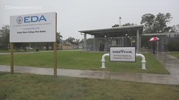 Motiva Petrochemical Training Facility opens at Lamar State College Port Arthur