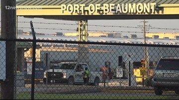 Port of Beaumont receives $18M to help with three major projects