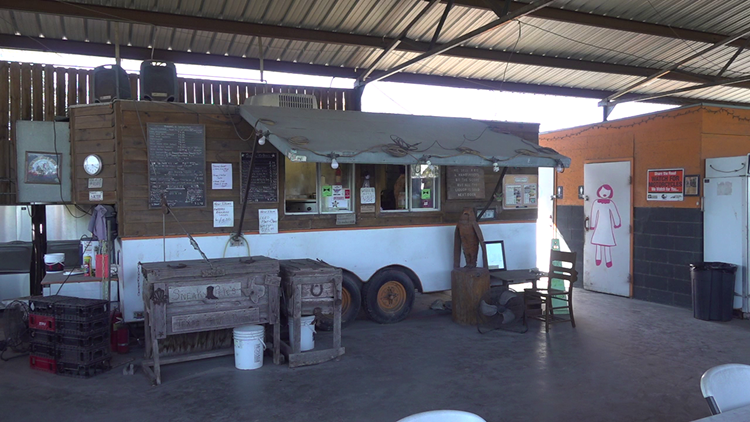 Groves getting ready for food trucks to roll into city