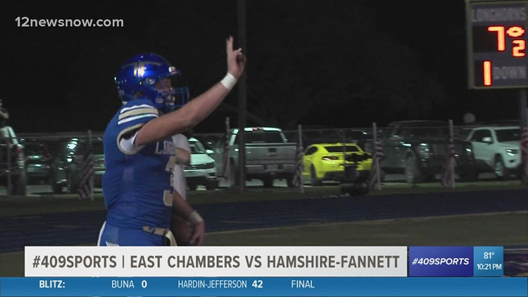 Hamshire-Fannett wins 48th Rice Bowl over East Chambers