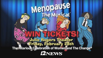 Win tickets to see 'Menopause The Musical'