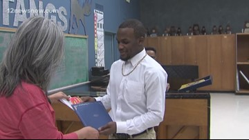 West Orange Stark senior named 12News Star Student for going above and beyond