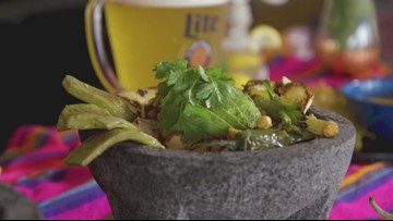 Come Try A Molcajete Bowl At Amacate Tortilla Bar!