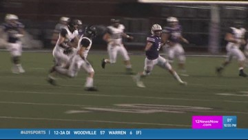 WEEK 6: A luck play for Port Neches-Groves High School is the week 6 Play of the Week