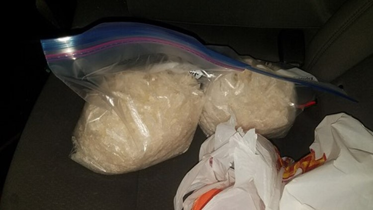 Drugs Florida Beaumont bust