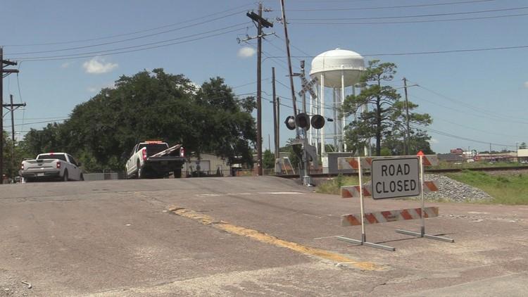 Barkins, 15th railroad crossing in Orange closing permanently to traffic