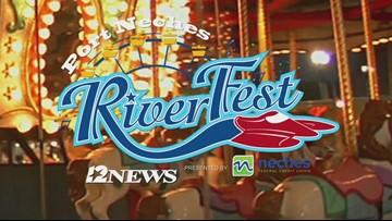 Win Port Neches Riverfest wristbands