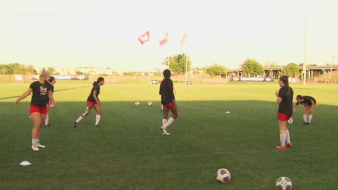 Lamar soccer piles up postseason honors