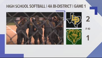 Long ball gives Liberty series lead over top ranked LCM