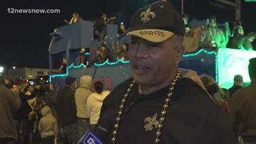 Third-day wrap up of Mardi Gras festivities