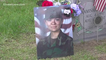 Vidor family holds candlelight vigil on Memorial Day 13 years after death of Kamisha Block