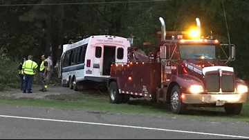 Woodville man killed in Tyler County church bus crash identified, several people hospitalized