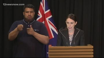 New Zealand bans 'military style semi-automatic weapons' after mosque attacks