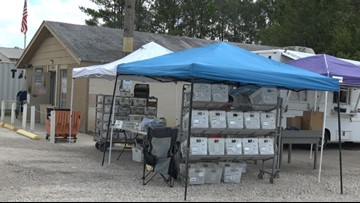 Mauriceville post office to reopen after Imelda