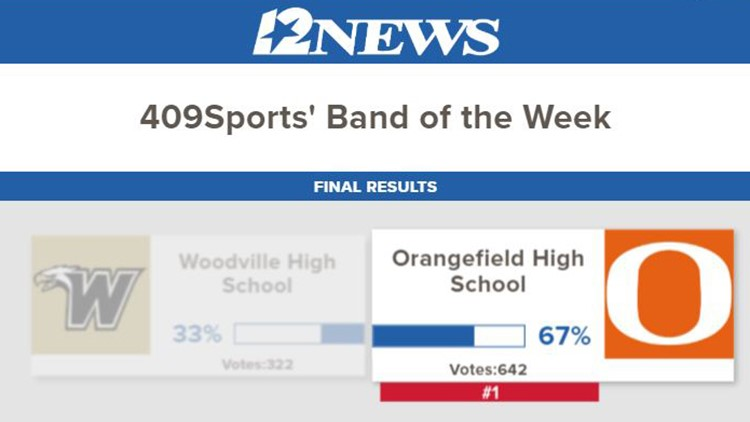 wk 9 band of the week