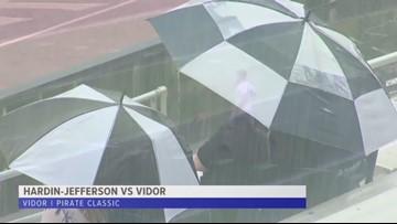 Vidor blanks Hardin-Jefferson, 4-0