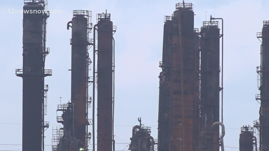 TPC Group plant to move forward with terminal operations in Port Neches one year after explosions