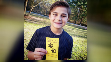 Orangefield fifth grader saves classmate from choking