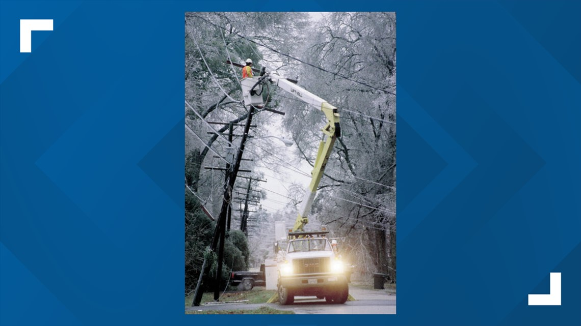 Remembering the 1997 ice storm that crippled Southeast Texas