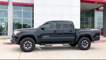 The 2019 Toyota Tacoma TRD Off Road goes on a 12News Test Drive
