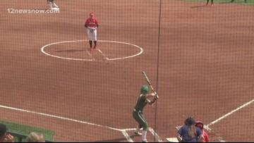Lamar softball swept at Baylor