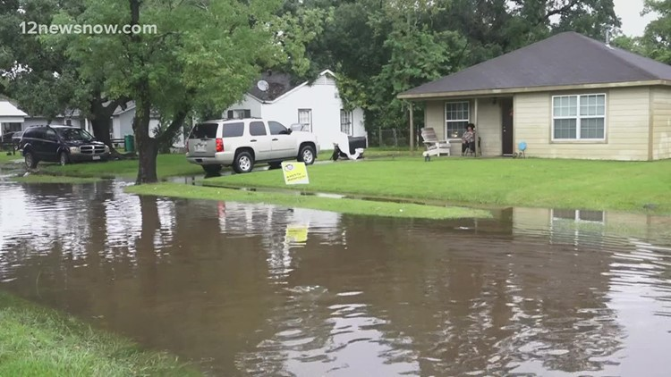 Orange community said some neighborhoods have been dealing with flooding since Hurricane Ike in 2008