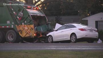 Orange Police still waiting on marijuana test after driver hit, killed sanitation worker on back of truck