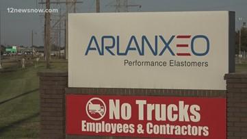Rubber company closing unit in Orange facility