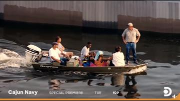 Discovery to air Cajun Navy documentary Tuesday night