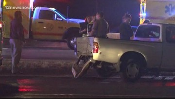 One dead in Monday night wreck south of Lumberton
