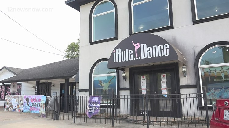 Beaumont dance studio reflects one year after Imelda