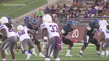 West Brook takes final tuneup over PNG, 14-10