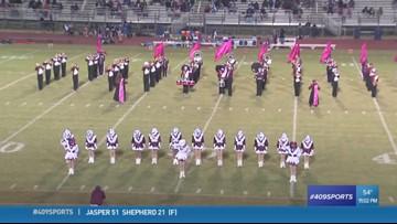 Silsbee High School is the week 7 band of the week