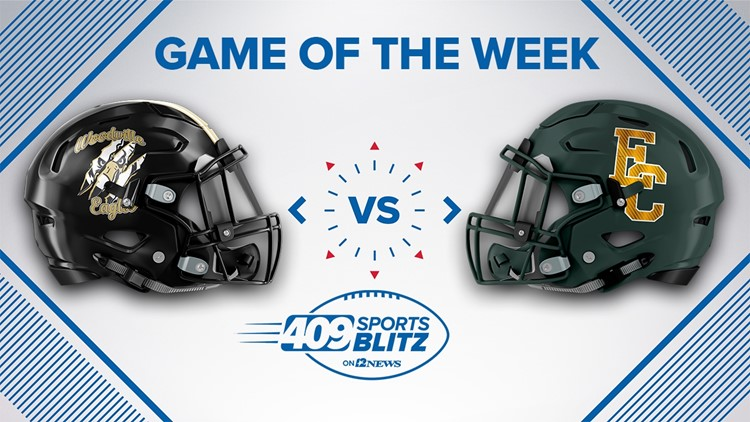 The District 10-3A-DI title could be on the line in the 409Sports Blitz Game of The Week