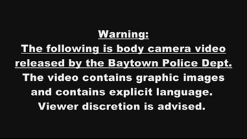 RAW VIDEO: Body cam shows police using taser on Orange County man during controversial arrest
