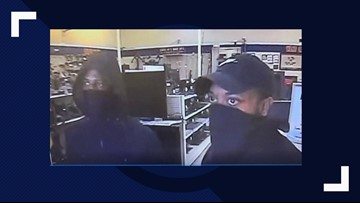 Beaumont Police ask for help in finding EZ Pawn robbery suspects