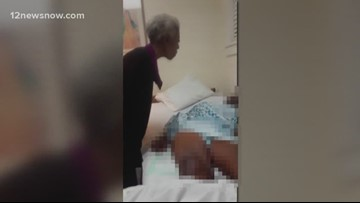 Family says facility abused, neglected elderly family member