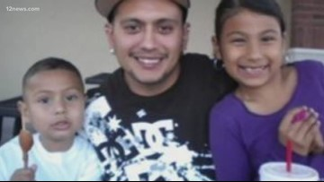 'It was a senseless act': Father of 2 shot and killed over a cellphone