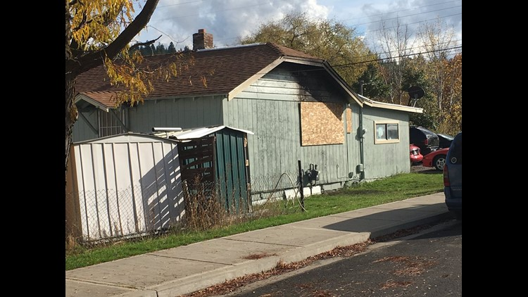 3-year-old killed in N. Spokane fire found with dog huddled by his side