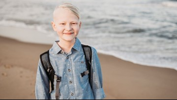 Wish granted   Thousands of cars line funeral procession for Missouri boy who died after years-long cancer battle