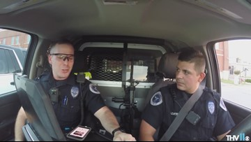Conway PD does lip-sync challenge, battle one another