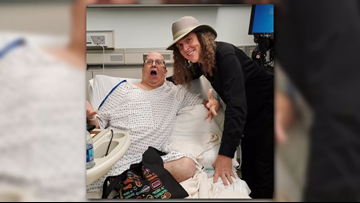 Weird Al Yankovic surprises long-time Arkansas fan battling cancer at UAMS