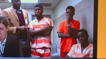 Men accused of Kuna gang-rape arraigned; protest innocence to judge
