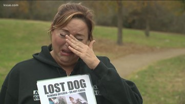 Austin woman who lost dog on popular trail says it died on New Year's Eve
