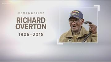 Austin remembers Richard Overton