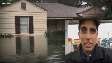 KVUE reporter reflects on losing his home after Harvey takes a toll on the Texas Gulf Coast
