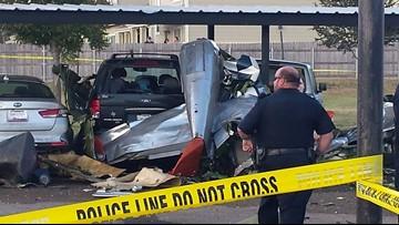 Two dead after vintage plane crashes near Fredericksburg apartment complex