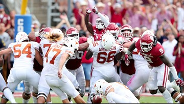 Texas Longhorns will face Oklahoma Sooners in Big 12 Championship game