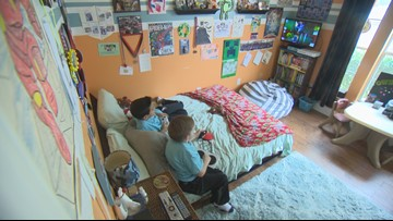 Two 9-year-olds from Kyle star in national Microsoft commercial